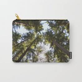 A view above Carry-All Pouch