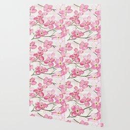 Pink Dogwood Wallpaper