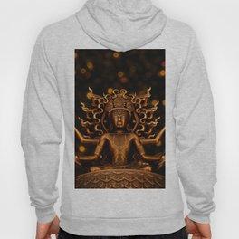 Tibetan Buddha 1 Hoody