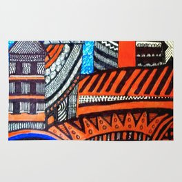 A City View Rug