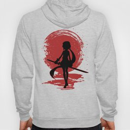 Red Moon Lady Hoody