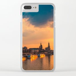 DRESDEN 02 Clear iPhone Case