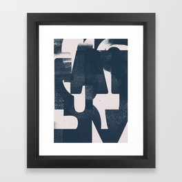 Typefart 006 Framed Art Print