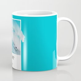 Pantone Series – Hawaiian Surf Coffee Mug