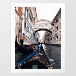 Venetian Dream Art Print