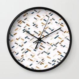 Molecule3 Wall Clock