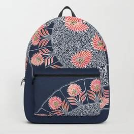 Girl Scout Patch Backpack