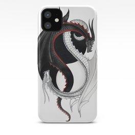 Dragon Yin Yang iPhone Case