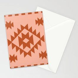 Zili in Peach Stationery Cards