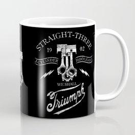 STRAIGHT 3 Coffee Mug
