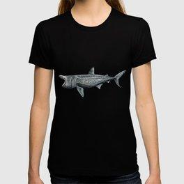 Basking shark (Cetorhinus maximus) T-shirt