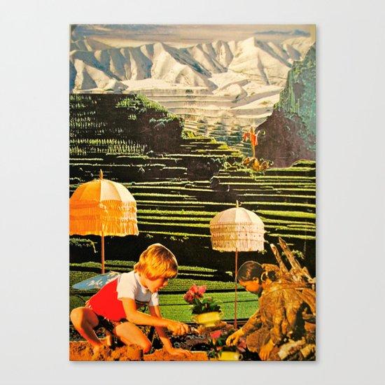 Kids Canvas Print