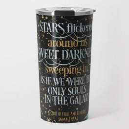 A Court of Frost and Starlight - Sarah J Maas Travel Mug