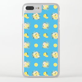 FRESH SQUEEZED! Clear iPhone Case