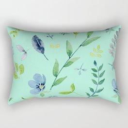 Baby Blues Rectangular Pillow