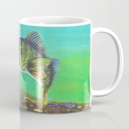 That's what all the pickerel say Coffee Mug