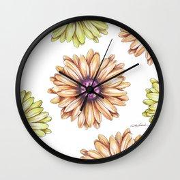 Fun With Daisy- In memory of Mackenzie Wall Clock