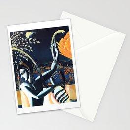 Orpheus Rising Stationery Cards