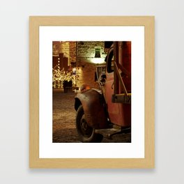 antipodal Framed Art Print
