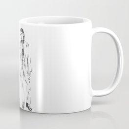 TEGAN AND SARA DOODLE Coffee Mug