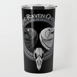 D&D - Raven Queen Travel Mug