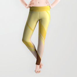 Belle - The Beauty and the Beast Leggings