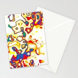 Rainbow Spurt 04 Stationery Cards