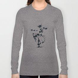 Splaaash Series - Dance Fighter Ink Long Sleeve T-shirt