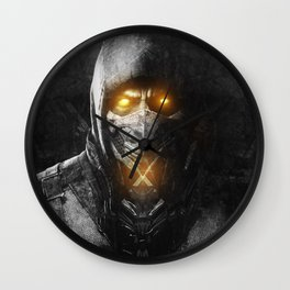 mk game Wall Clock
