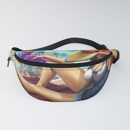 Pool Party Miss Fortune League of Legends Fanny Pack