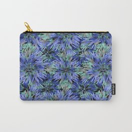 Modern Nature Print Pattern Carry-All Pouch