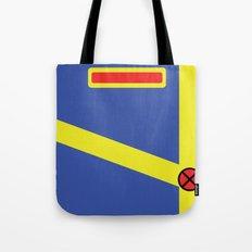 Cyclops - Minimalist - XMen Tote Bag