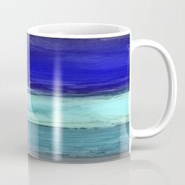 Midnight Waves Seascape Coffee Mug