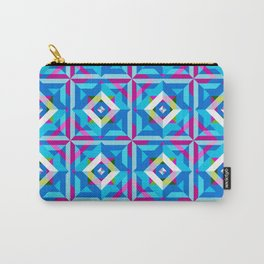 Spanish tile pattern Carry-All Pouch