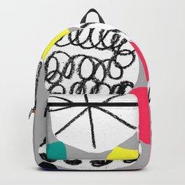 hidden treasures III gray Backpack