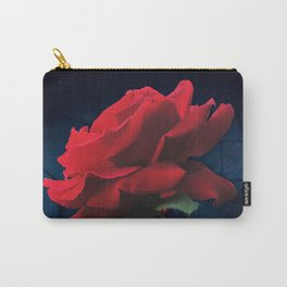 Rose Collage Carry-All Pouch
