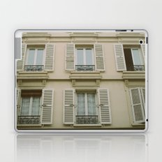 paris view Laptop & iPad Skin