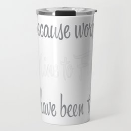 Chef Life Travel Mug