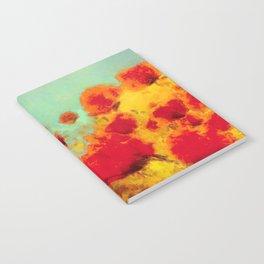 FLOWERS - Poppy time Notebook