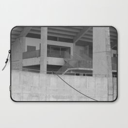 katowice stadion, texture photography, architecture Laptop Sleeve