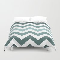 teal Duvet Covers featuring Teal. by Jake  Williams