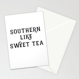 Southern like Sweet Tea Stationery Cards
