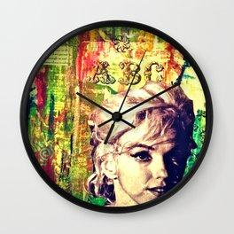 Soul Force Vortex Wall Clock