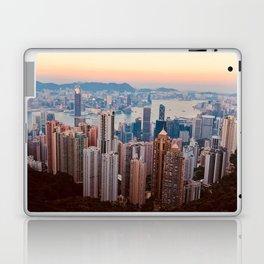 city hights Laptop & iPad Skin