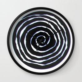 Cool Spiral Wall Clock