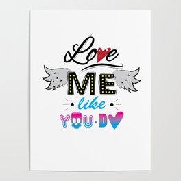 love me like you do Poster