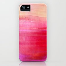 Tequila sunrise Slim Case iPhone (5, 5s)