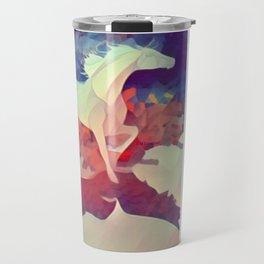 Prism Shadow Travel Mug