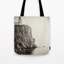 Split Rock Lighthouse in Duluth *Original photography Tote Bag