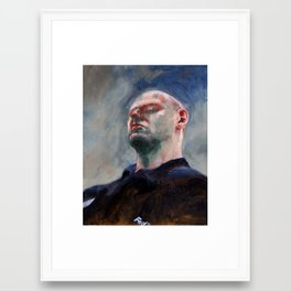 FedUp Framed Art Print